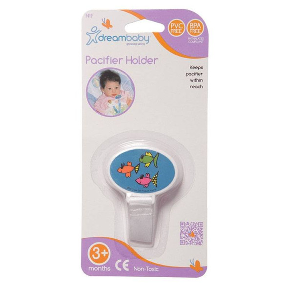 Dreambaby Soother / Pacifier Holder