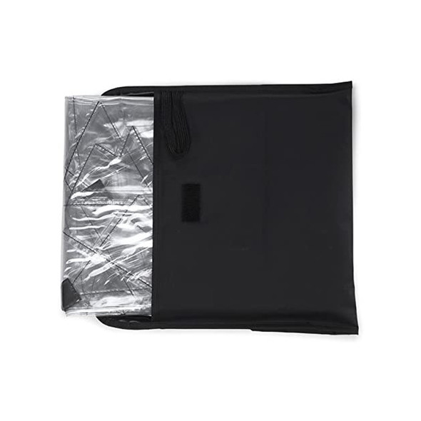 Chicco Universal Rain cover For Stroller Black product