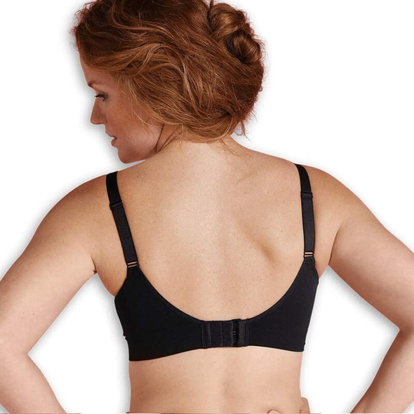 Carriwell Seamless Maternity Bra Size L back