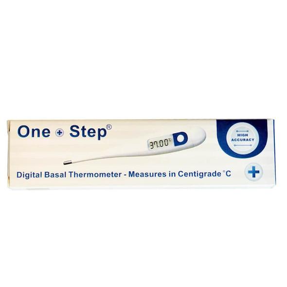 Basal Digital Thermometer - Celsius