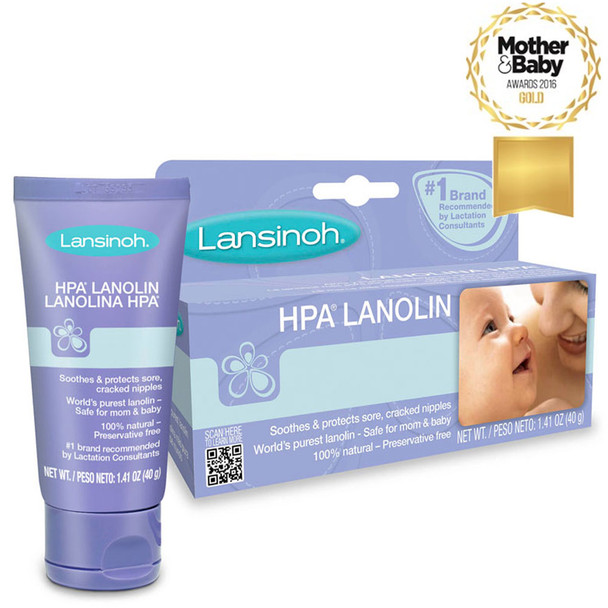 Lansinoh Lanolin Nipple Cream 40gm