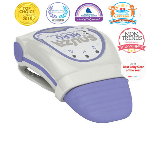 Snuza Hero - Mobile Baby Movement Monitor PregnancyandBaby.ie