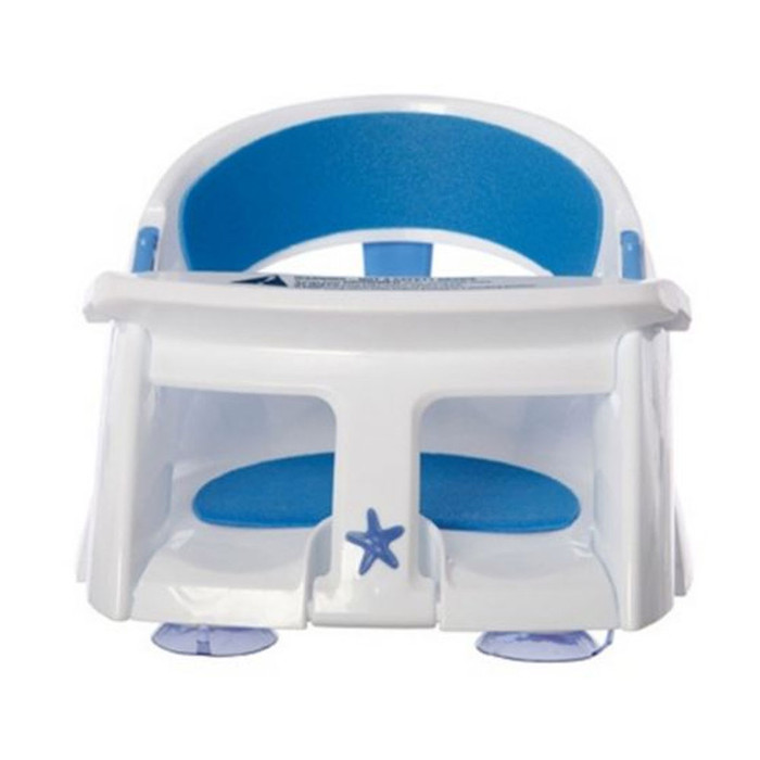 Dreambaby Padded Premium Deluxe Bath Seat with Heat Sensor