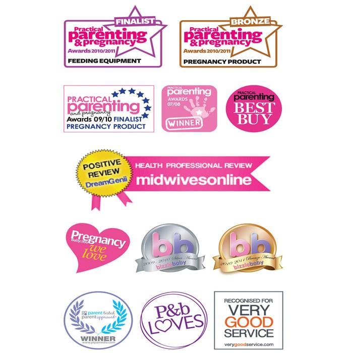 Dreamgenii Pregnancy Pillow Awards
