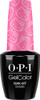 OPI GelColor (BLK) - #GCH87 - Super Cute in Pink - Hello Kitty Collection .5 oz