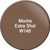 WaveGel Matching S/O Gel & Nail Lacquer - WG146 Mocha Extra Shot .5 oz