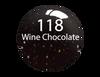 SNS Powder Color 1 oz - #118 WINE CHOCOLATE