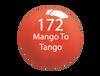SNS Powder Color 1 oz - #172 MANGO TO TANGO