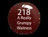 SNS Powder Color 1 oz - #218 A REALLY GRUMPY WAITRESS