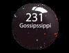 SNS Powder Color 1 oz - #231 GOSSIPSSIPPI