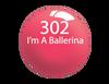 SNS Powder Color 1 oz - #302 I'M A BALLERINA