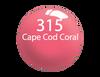 SNS Powder Color 1 oz - #315 CAPE COD CORAL