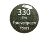 SNS Powder Color 1 oz - #330 I'M FOREVERGREEN YOURS
