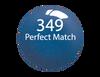 SNS Powder Color 1 oz - #349 PERFECT MATCH