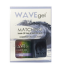 WaveGel Matching S/O Gel & Nail Lacquer - W153 LEGENDARY OCEAN .5 oz