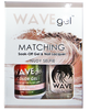 WaveGel Matching S/O Gel & Nail Lacquer - W156 NUDY SELFIE .5 oz
