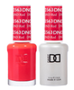 DND Duo Gel - #563 DND RED