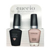 Cuccio Match Makers - #6401 Pink Champagne - Sweet Pink Collection