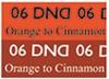 DND Mood Gel - DND#06 Orange to Cinnamon
