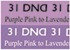 DND Mood Gel - DND#31 Purple Pink to Lavender
