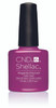 CND SHELLAC UV Color Coat - #91169 Magenta Mischief - Art Vandal Collection .25 oz