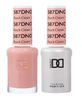 DND Duo Gel - G587 PEACH CREAM - Diva Collection