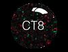 SNS Powder Color 1 oz - #CT8