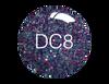 SNS Powder Color 1 oz - #DC8