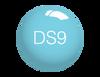 SNS Powder Color 1 oz - #DS09