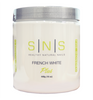 SNS Powder 16 oz - French White