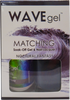 WaveGel Matching S/O Gel & Nail Lacquer - W165 NOCTURNAL FANTASY .5 oz