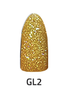 Chisel Acrylic & Dipping 2 oz - GL 2 - Glitter Collection