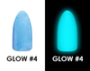 Chisel Acrylic & Dipping 2 oz - GLOW #4 - Glow in the Dark Collection