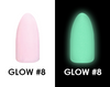 Chisel 2in1 Acrylic & Dipping 2 oz - GLOW #8 - Glow in the Dark Collection