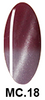 NICo Cateye 3D Gel Polish 0.5 oz - MOOD CHANGING - Color #MC.18