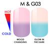 WaveGel MOOD Glow in the Dark - #M&G03