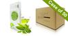 Voesh Case/50pks - Mani in a Box - 3 Step Waterless - Green Tea (VMC127GRT)