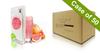 Voesh Case/50pks - Mani in a Box - 3 Step Waterless - Vitamin Recharge (VMC127PGF)
