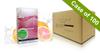 20% Off Voesh Case/50pks - Pedi in a Box - 4 Step Deluxe - Vitamin Recharge (VPC208PGF)