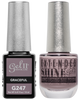 Gel II + Matching Extended Shine Polish - G247 & ES247 - GRACEFUL