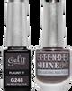 Gel II + Matching Extended Shine Polish - G248 & ES248 - FLAUNT IT