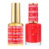 DND DC Duo Gel - #064  VALENTINE RED