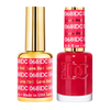 DND DC Duo Gel - #068  LAVA RED