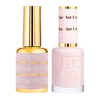 DND DC Duo Gel - #087  ROSE POWDER