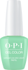 OPI GelColor - #GC103A - PASTEL GARGANTUAN GREEN GRAPE .5oz
