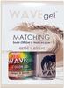 WaveGel Matching S/O Gel & Nail Lacquer - W175 BEIGE N BOUJIE .5 oz