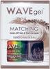 WaveGel Matching S/O Gel & Nail Lacquer - W179 SUNDOWN IN BALI .5 oz