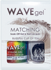 WaveGel Matching S/O Gel & Nail Lacquer - W183 BLISSFUL CUP OF TEA .5 oz