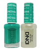 DND Duo Gel - G666 Caribbean Sea