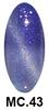 NICo Cateye 3D Gel Polish 0.5 oz - MOOD CHANGING - Color #MC.43